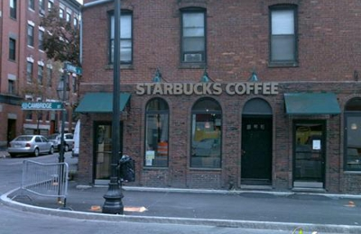 Starbucks Coffee - Boston, MA