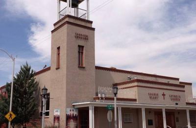 Sacred Heart Church Parish Office - Albuquerque, NM