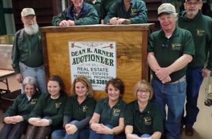 Dean R. Arner Auction Family