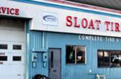 Sloat's Tire Shop - Batavia, NY