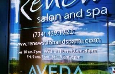 Renew Salon & Spa - Saline, MI