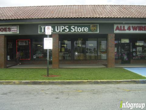 The UPS Store 18520 NW 67th Ave, Hialeah, FL 33015 - YP.com