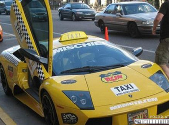 Yellow Cab and Transportation Service - La Jolla, CA