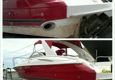AZ Quality Detail - Phoenix, AZ. We do acid washing, hard water spot removal, high speed buffing, and waxing for all of your boat needs