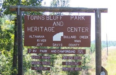 Towns Bluff Park Hazlehurst GA 31539
