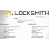Mr. Locksmith & Key