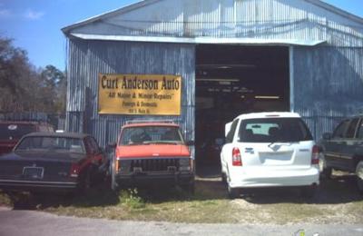 Curt Anderson Auto - Gainesville, FL