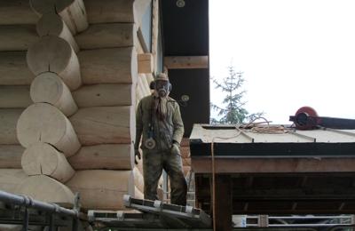 Northwoods Enterprises Log Chinking and Refinishing - Nenana, AK