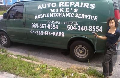 Mike Mobile Mechanic Service - covington, LA