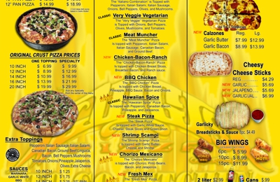 Luigis Pizza - Modesto, CA