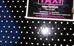 Unique taxi services