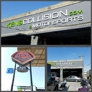 Ken's Collision Center - Los Angeles, CA. View from outside