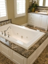 We can do anything you want to update your existing bathroom.