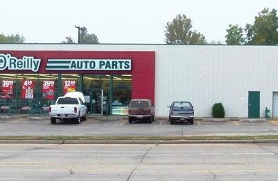O'Reilly Auto Parts - Cushing, OK