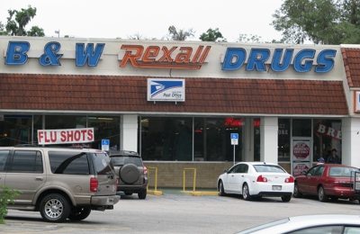 B & W Rexall Drugs - Inverness, FL