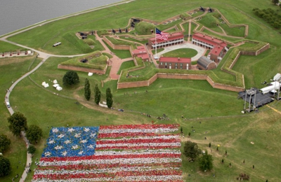 Fort McHenry NM and Historic Shrine National Monument - Baltimore, MD