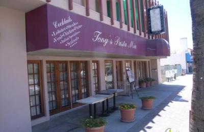 Tony's Pasta Mia - Palm Springs, CA