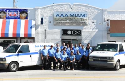 AAA Miami Cerrajero Y Seguridad - Miami, FL