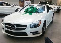 Hoehn Mercedes-Benz - Carlsbad, CA. 2015 SL 550