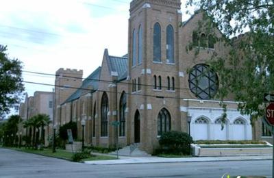 Hyde Park United Methodist Church - Tampa, FL