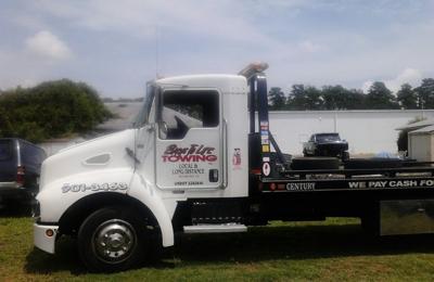 Back To Life Towing,Inc - Richmond, VA