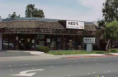 Neds Auto Body Supply - Concord, CA