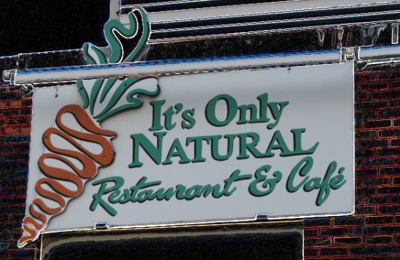 It's Only Natural Restaurant - Middletown, CT