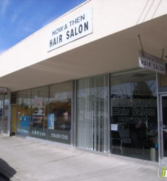 Now & Then Hair Salon - San Leandro, CA