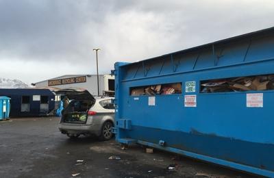 Anchorage Recycling Center >> Westrock Anchorage Recycling Center 6161 Rosewood St Anchorage Ak