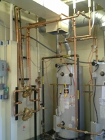 This is some of my work at a dialysis center in Pueblo Colorado. Don't forget I offer a 24hr 7 days a week Sewer Cleaning Services