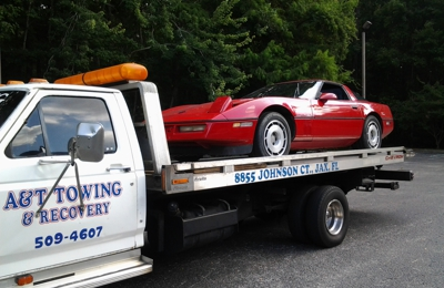 A & T Towing & Storage - Jacksonville, FL