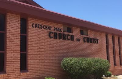Crescent Park Church of Christ - Odessa, TX