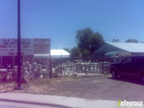Mile Hi Statuary 5048 Morrison Rd Denver Co 80219 Yp Com