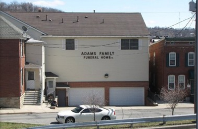 Adams Family Funeral Home, P.A. and Cumberland Crematory - Cumberland, MD