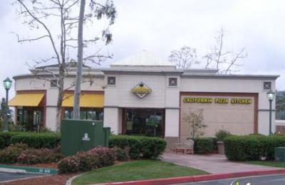 California Pizza Kitchen 11602 Carmel Mountain Rd San Diego