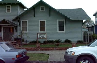 Church of God-Seventh Day-New Beginnings 143 N Vine Ave