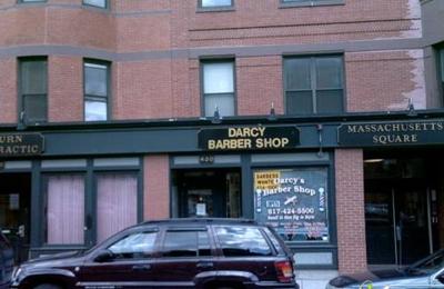 Darcy's Barber Shop