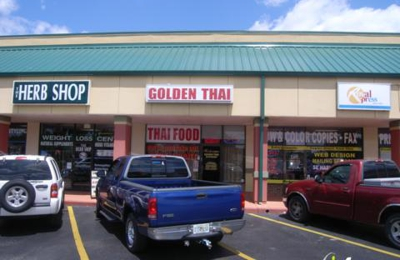 Golden Thai Restaurant Longwood Fl