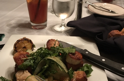 Sonny Lubick Steakhouse - Fort Collins, CO. Sea Scallops dish