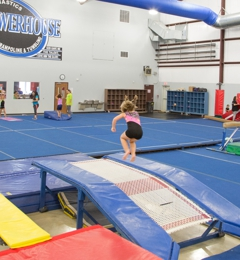 Powerhouse Gymnastics - San Antonio, TX