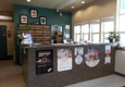 Useless Bay Animal Clinic - Freeland, WA. Our reception area and lobby is designed to make you and your pet comfortable at the start and the end of your visit