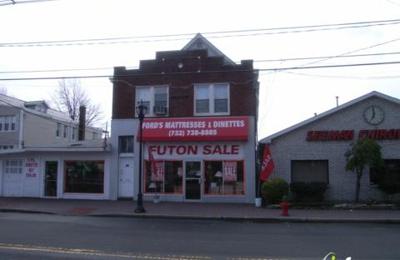 Tex Mex Burrito Cafe - Fords, NJ