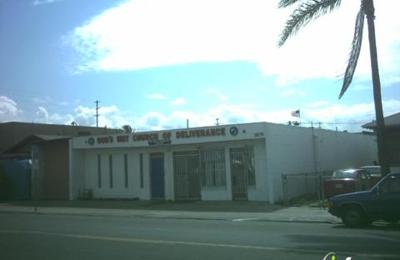 God's Way Church Of Deliverance - San Diego, CA