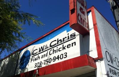 C W & Chris Fish & Shrimp - Los Angeles, CA