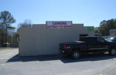 Cannon's Auto Center - North Charleston, SC