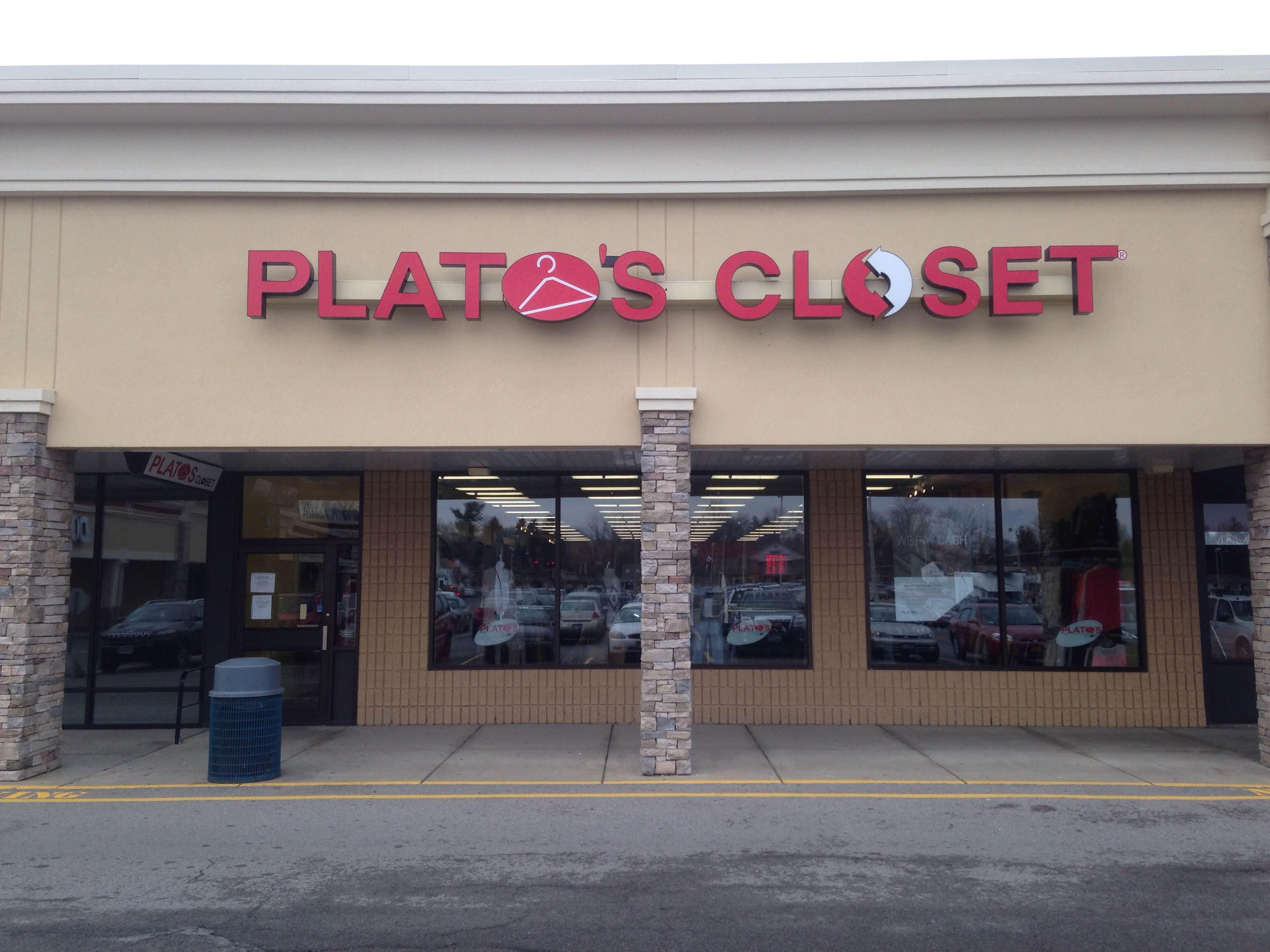 Platos Closet Manchester Ct Image Of Bathroom And Closet
