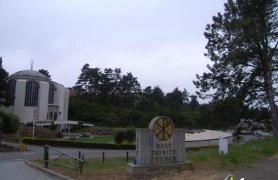 Holy Trinity Greek Orthodox Church - San Francisco, CA