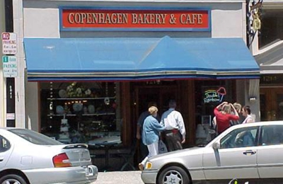 Copenhagen Bakery & Cafe - Burlingame, CA
