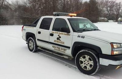 Hodge 24 HR Roadside Assistance - Aberdeen, MD
