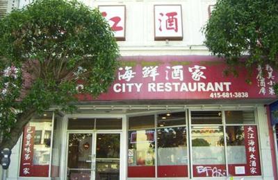 Dragon City Restaurant - San Francisco, CA